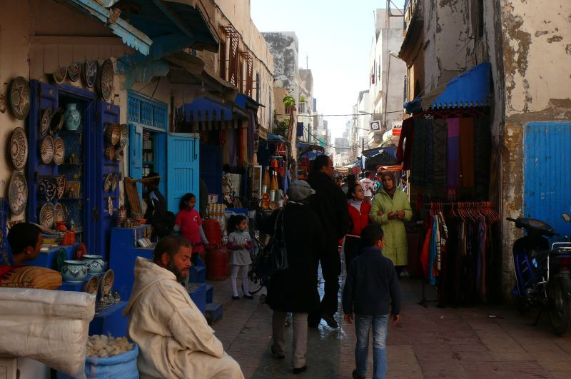 A tale of Moroccan people