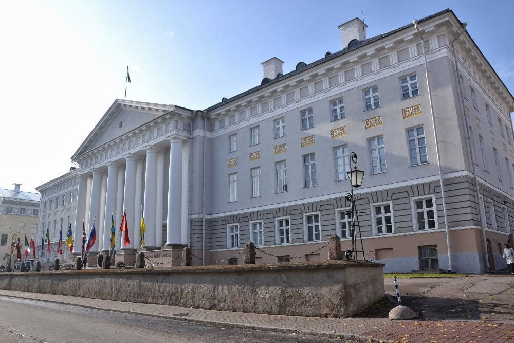 Tartu – an intellectual heart of Estonia