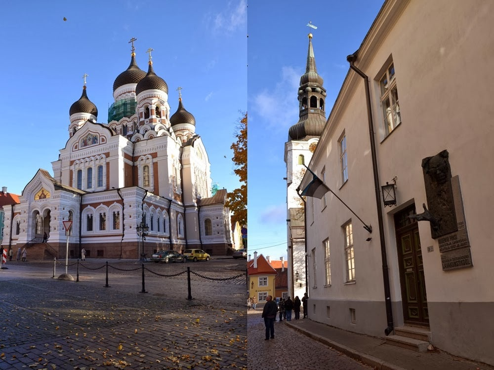 Tallinn Old Town in pictures