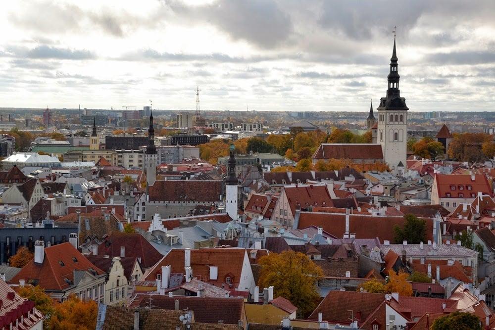 Tallinn Old Town2