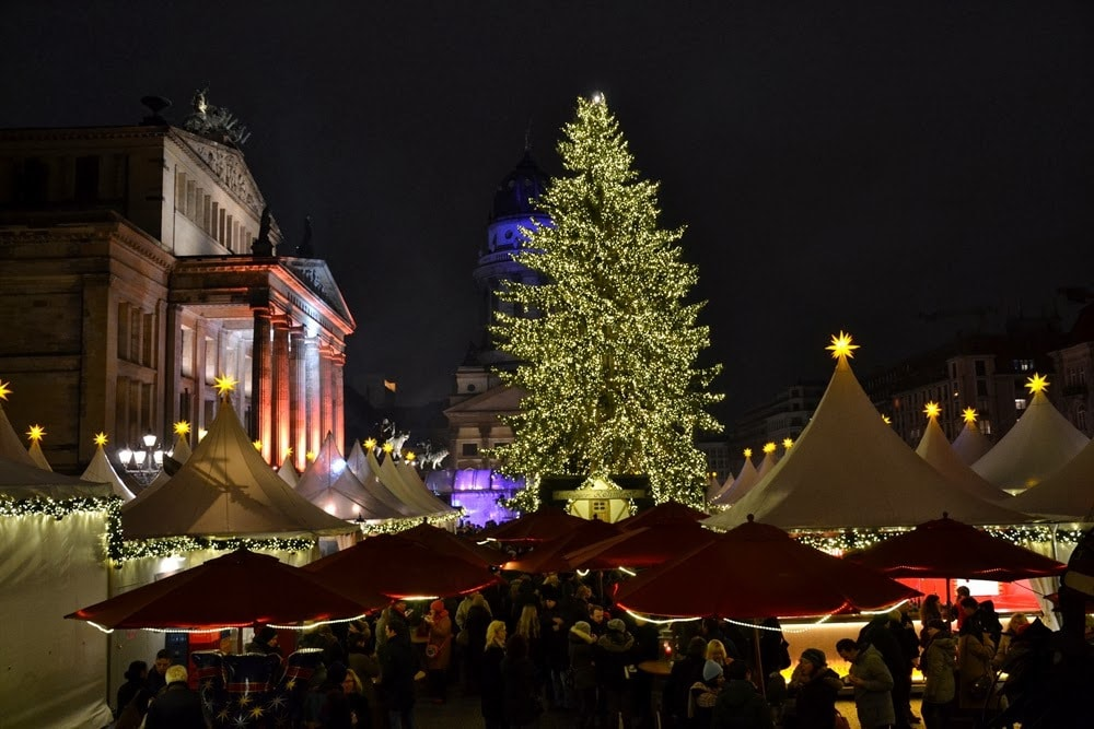Berlin Christmas markets in pictures
