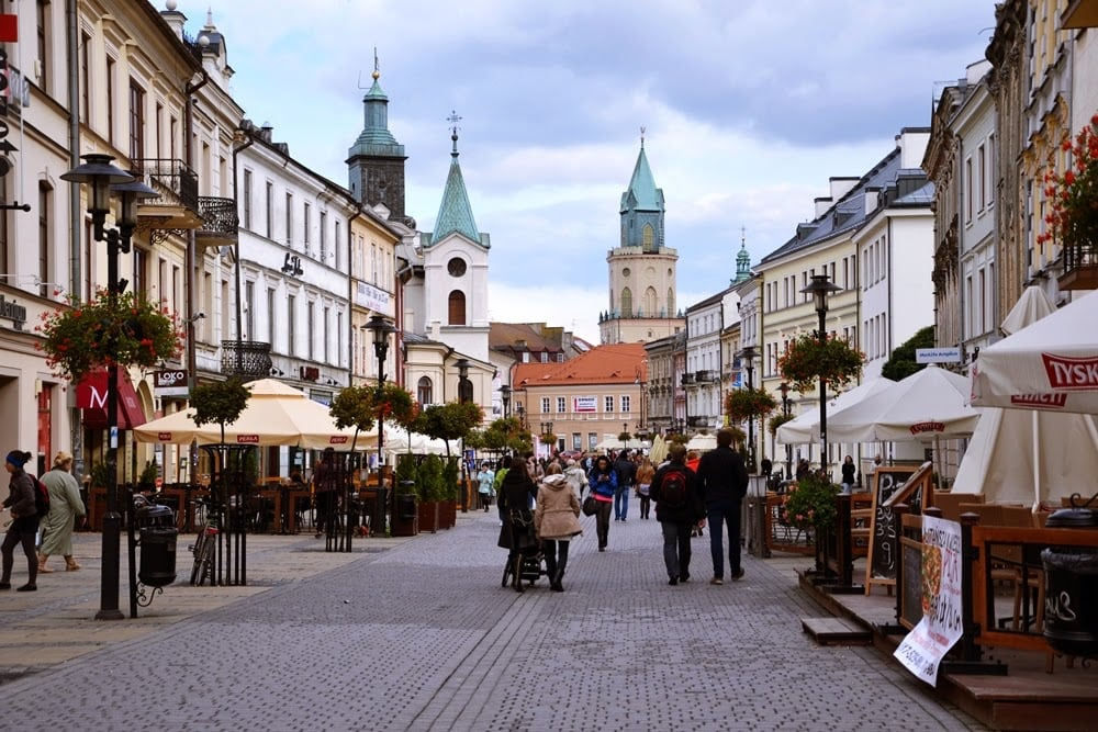 Lublin Poland In Pictures