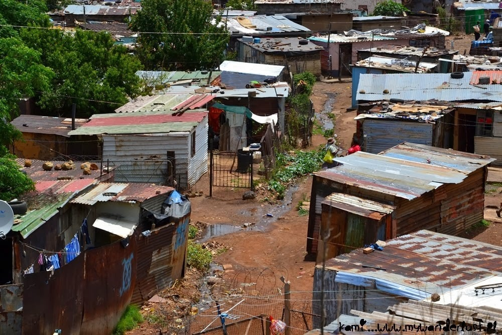 Life in south african townships
