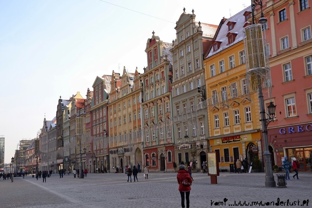 Wroc Aw Poland In Pictures