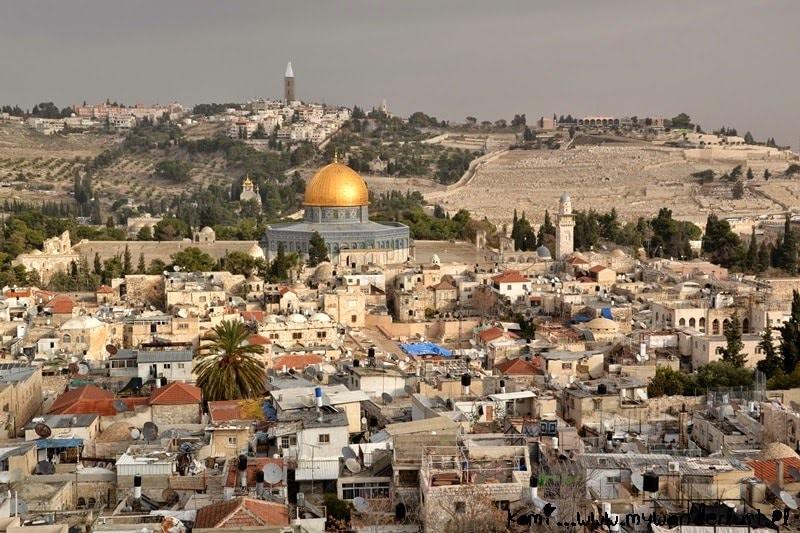 Biblical sites in Israel