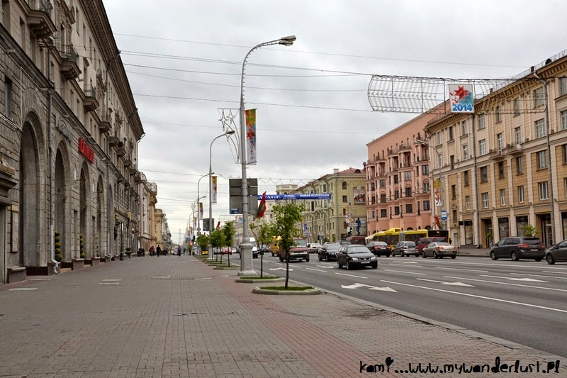Visit Minsk, Belarus – a perfect Soviet city