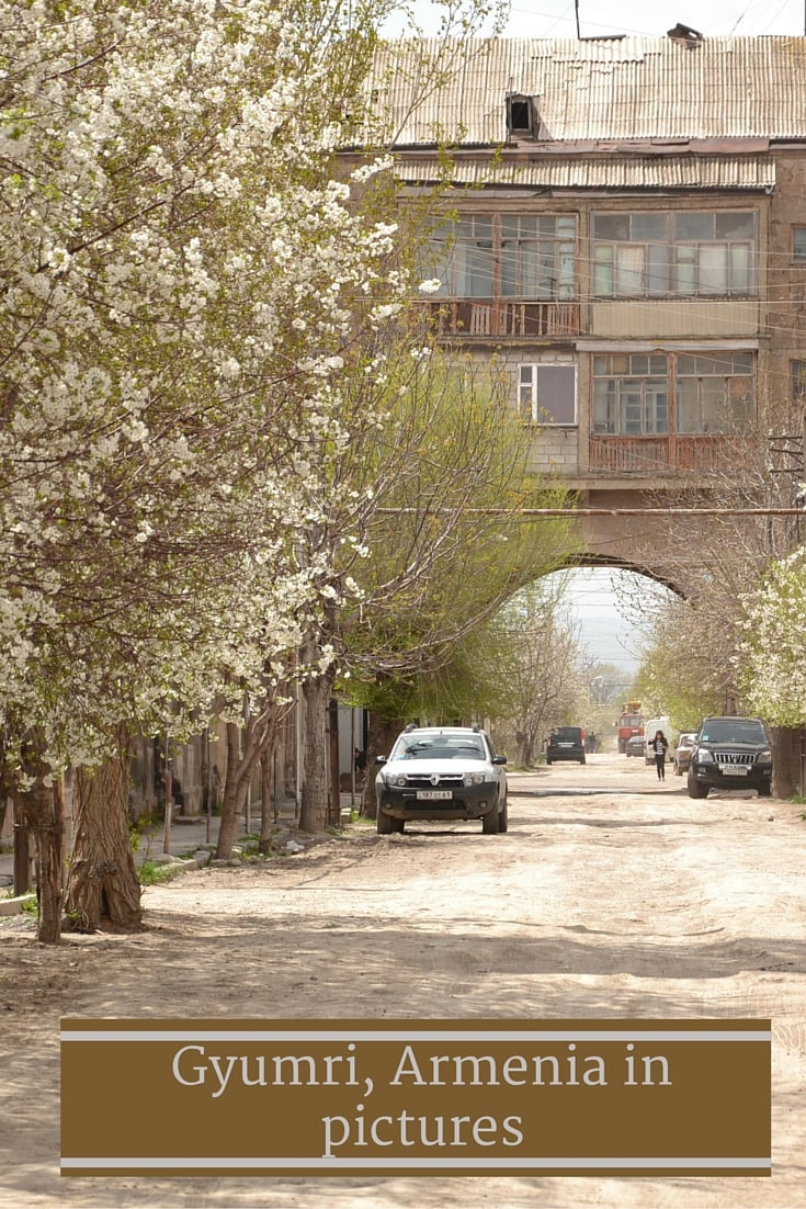 Gyumri, Armenia in pictures
