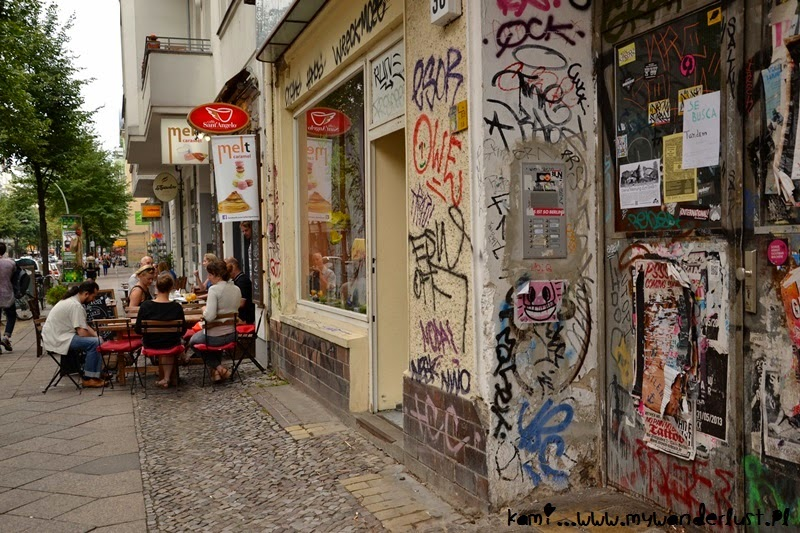 Epic Berlin: colourful Friedrichshain and Kreuzberg