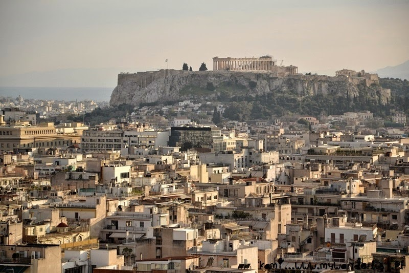 Athens pictures: a photo walk through the capital of Greece