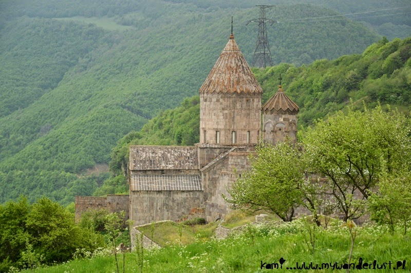 Exploring south of Armenia