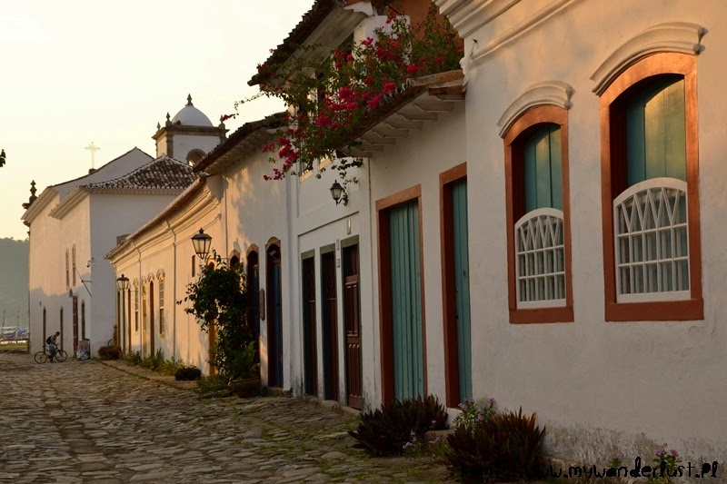 Stunning Paraty, Brazil in pictures