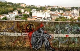 Street art in Rio de Janeiro