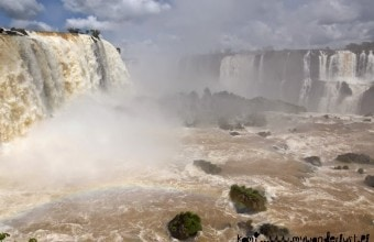 Incredible Iguazu Falls, Brazil/Argentina in pictures