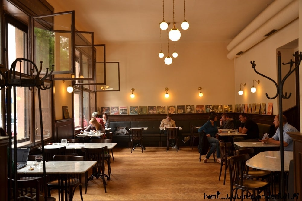 best cafes in Prague