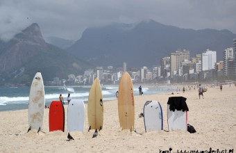So Rio de Janeiro didn't blow me away…