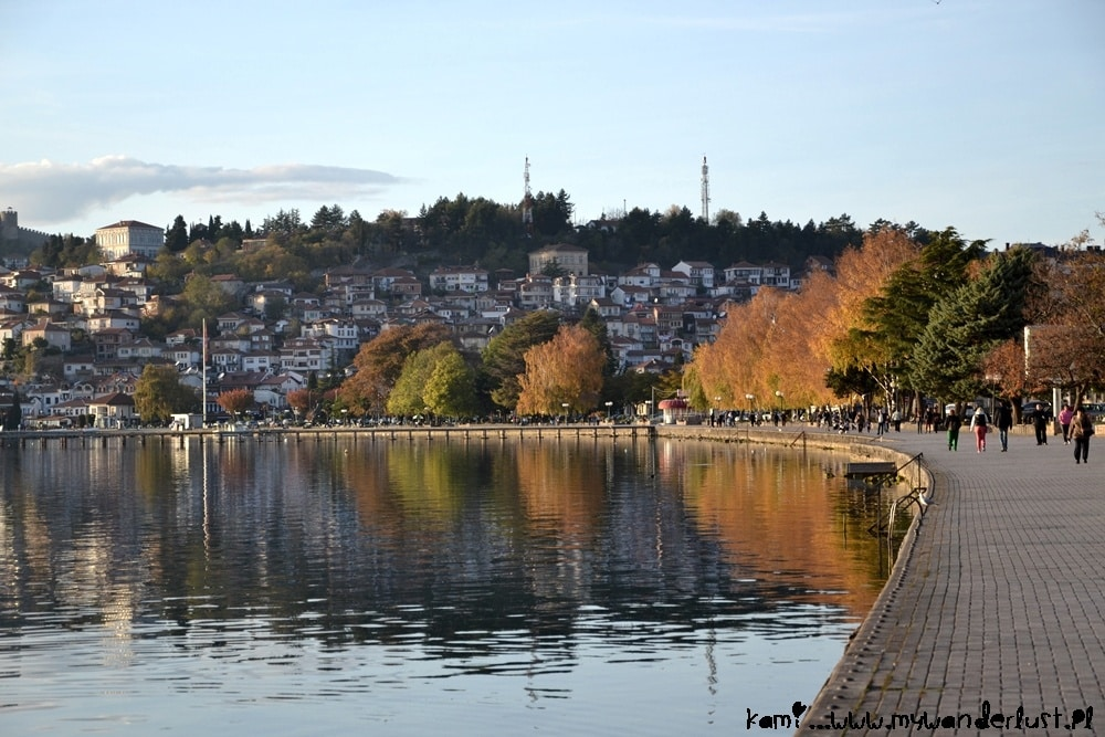 Ohrid off season