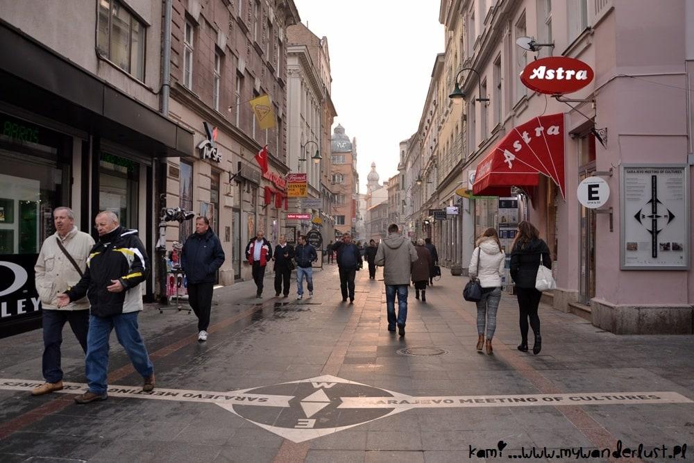 Sarajevo East meets West