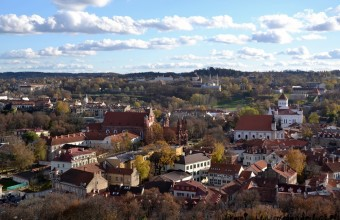 A mini guide to things to do in Vilnius, Lithuania