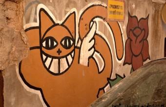 Sarajevo street art in pictures
