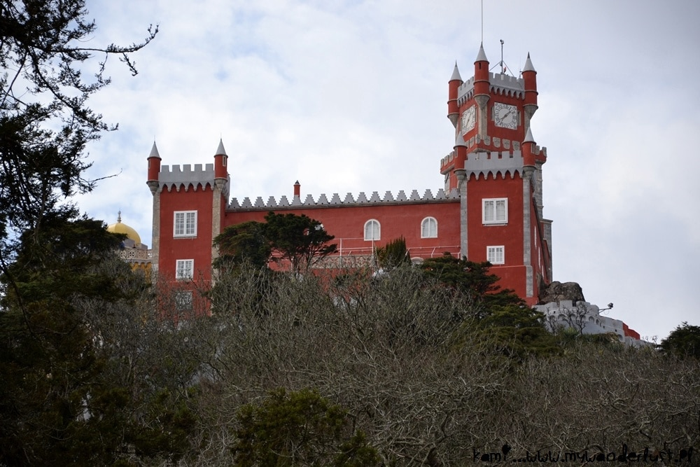 daytrip to Sintra