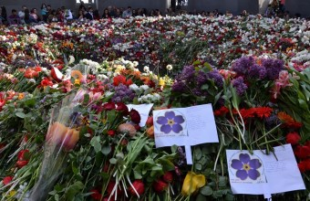 Centennial of the Armenian Genocide in Yerevan