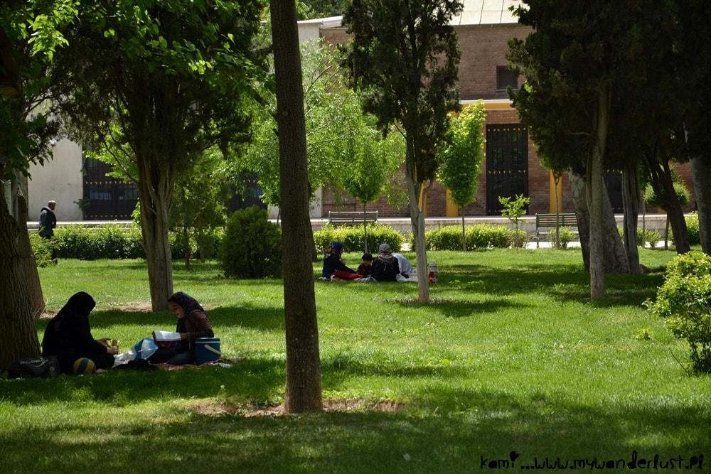 Tehran park