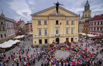 Carnaval Sztukmistrzów – the best event in Lublin!