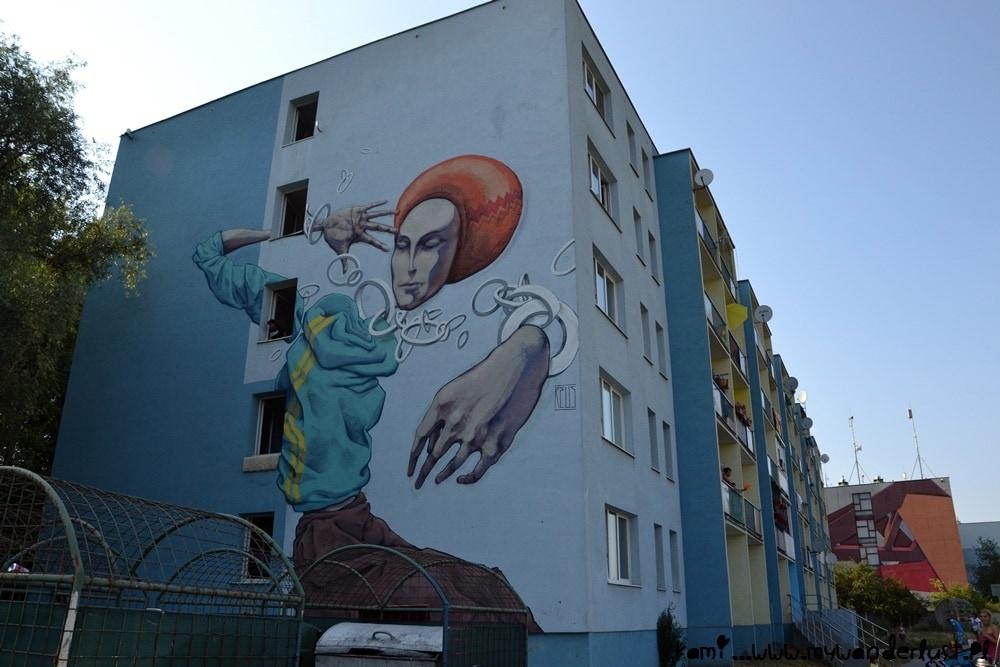 street art Kosice Reus
