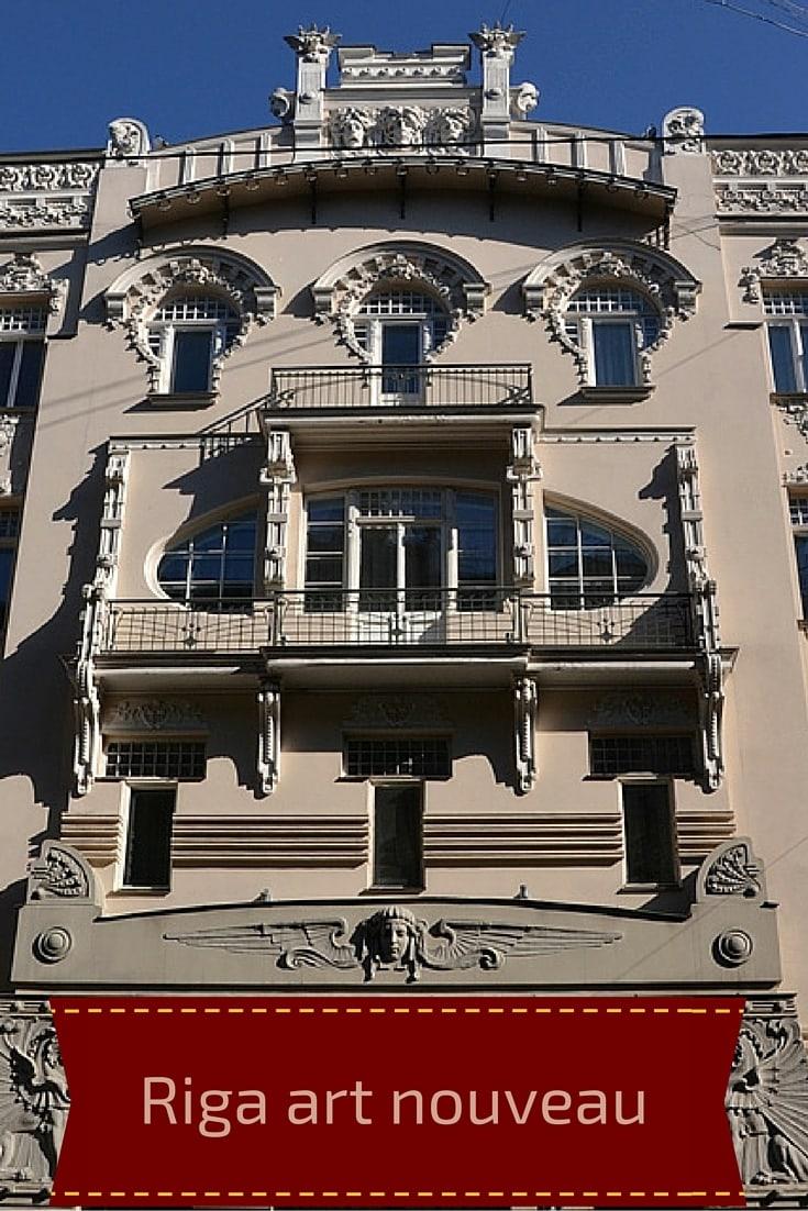 Riga art nouveau (1)