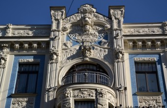 Riga art nouveau – a photo gallery