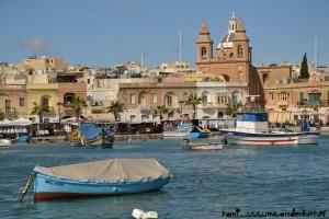 5 days in Malta - irinerary, Marsaxlokk