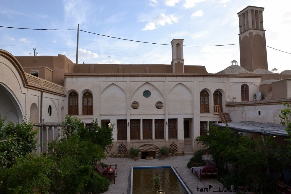 accommodation in iran
