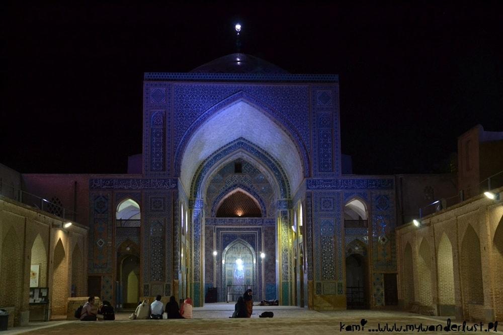 visit iran yazd