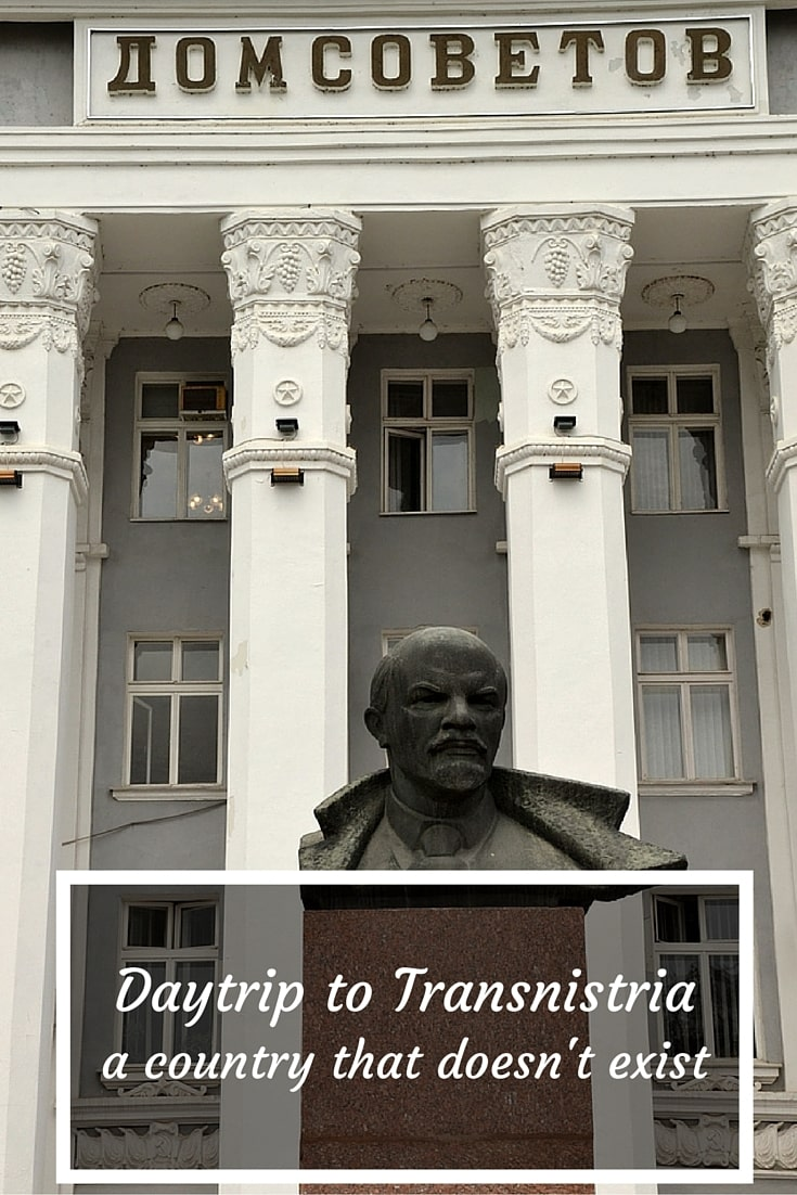 Daytrip to Transnistria (1)