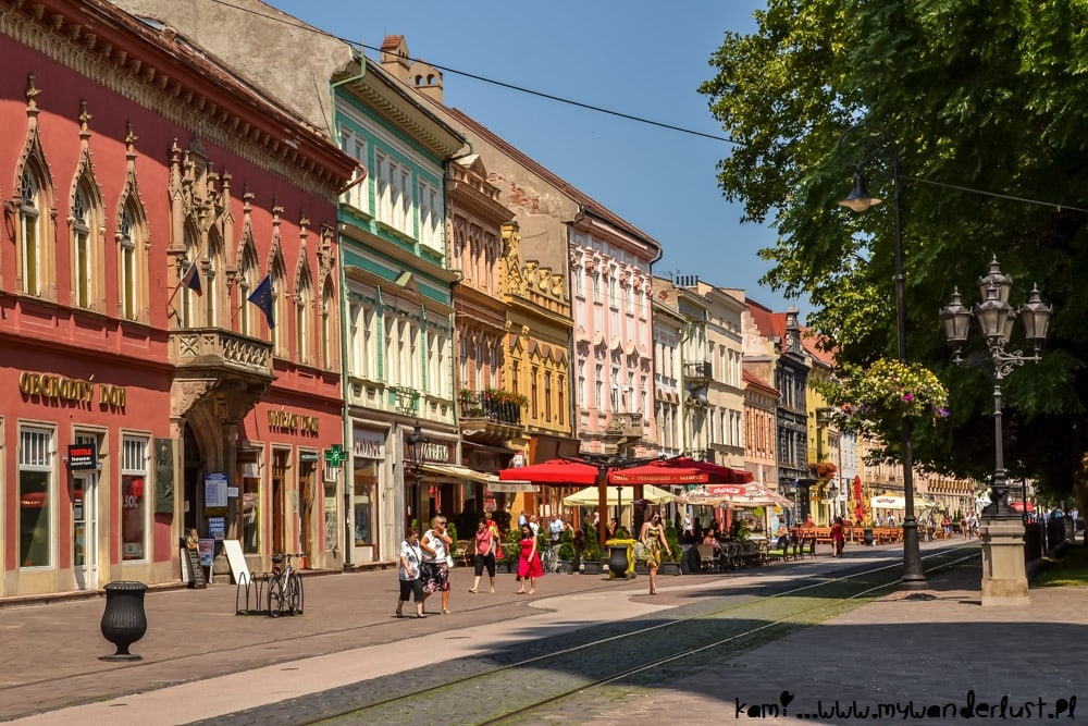 Kosice Slovakia  city images : Kosice, Slovakia in pictures. A photo walk through the best Slovak ...