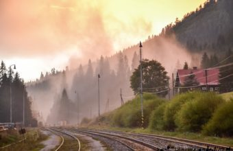 Slovak Paradise and Kosice Region by train