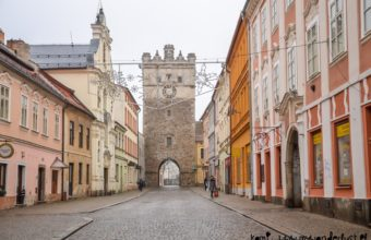 Beautiful and overlooked Jihlava, Czech Republic