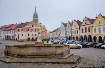Telc – the UNESCO gem of Czech Republic