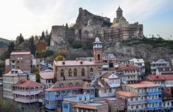50 Tbilisi pictures that will make you want to visit Georgia