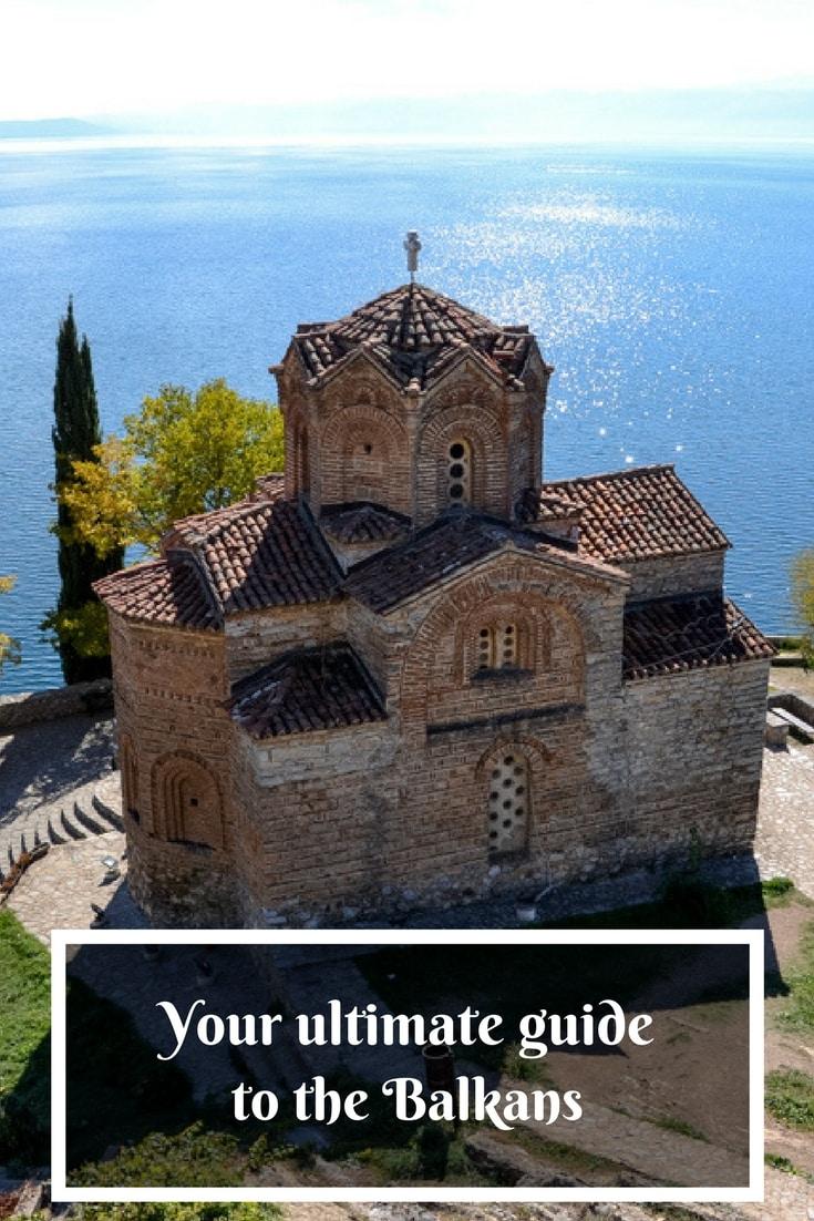 Balkan travel guide
