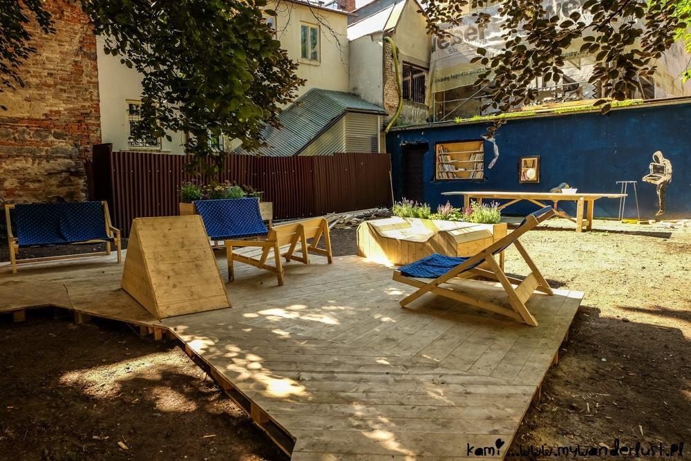 Liberec community garden