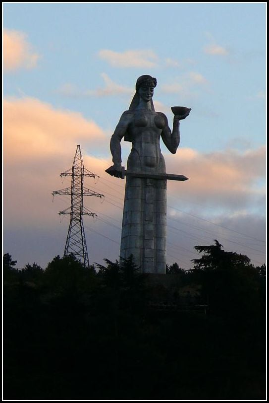 Mother Georgia
