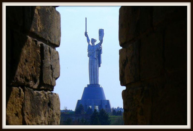 Mother Ukraine