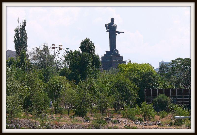 soviet sculptures