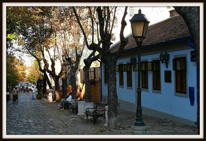 Skadarlija – bohemian Belgrade