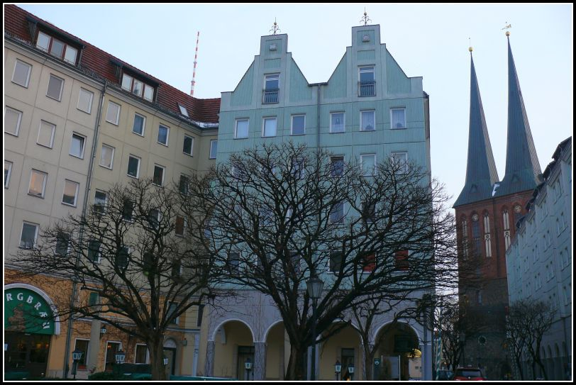 Nikolaiviertel – the heart of old Berlin