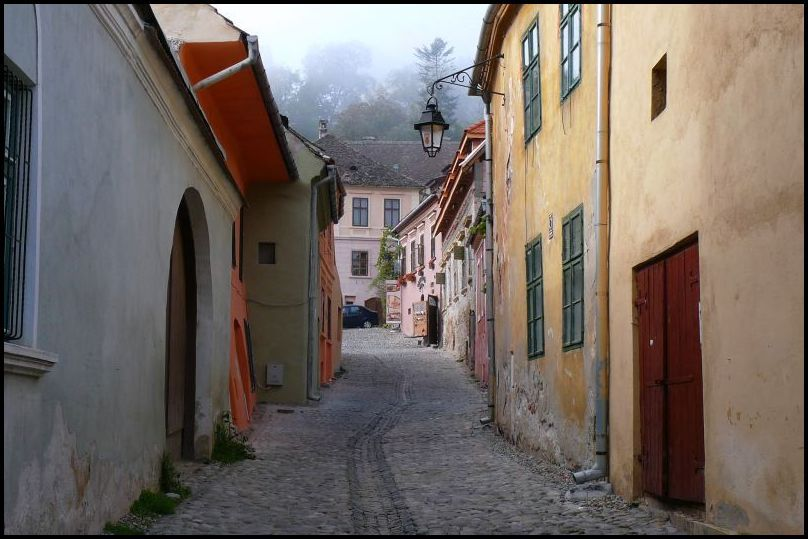Photo Post: Sighisoara, Romania