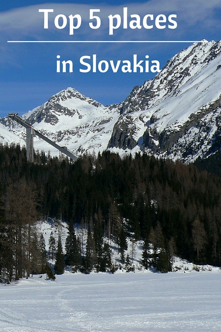 Top 5 Places To Visit In Slovakia Kami And The Rest Of