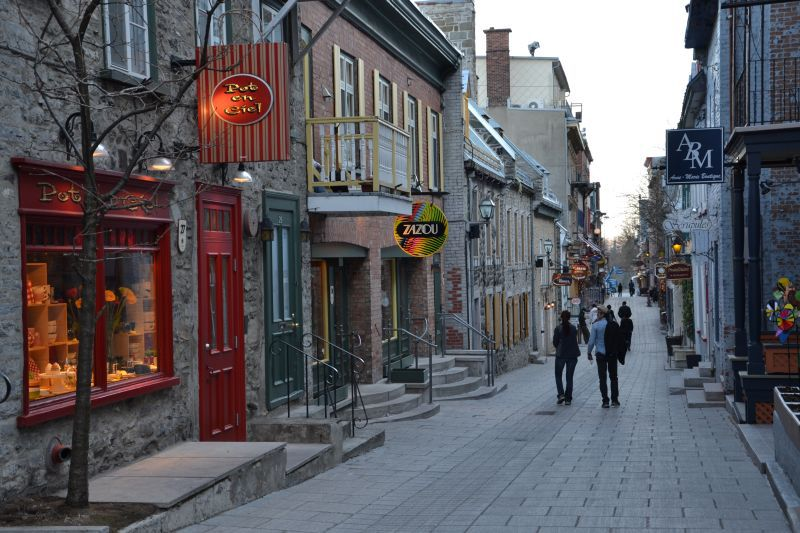 Quebec – the most European city outside of Europe