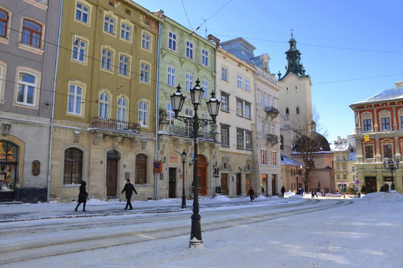 Lviv One Of The Most Beautiful Cities In Europe
